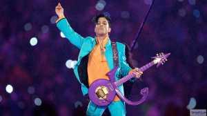 Late Music Legend, Prince